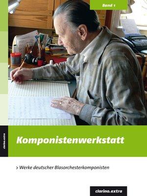 cover image of Komponistenwerkstatt