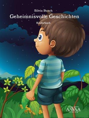 cover image of Geheimnisvolle Geschichten