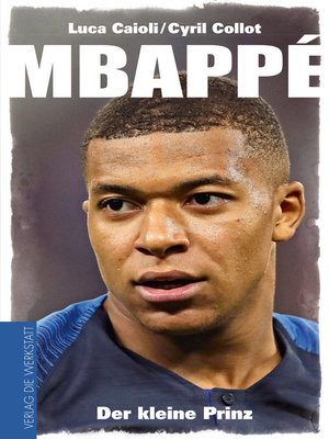 cover image of Mbappé