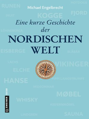 cover image of Eine kurze Geschichte der nordischen Welt