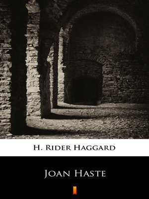 cover image of Joan Haste