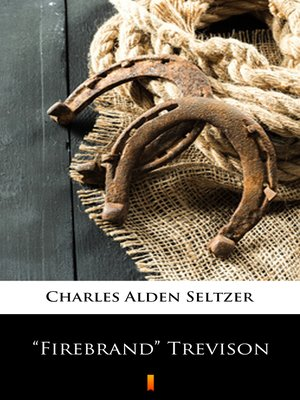 """cover image of """"Firebrand"""" Trevison"""