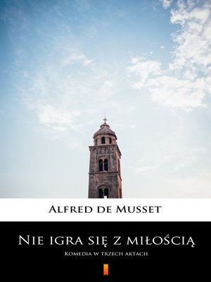 cover image of Nie igra się z miłością