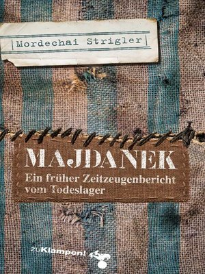 cover image of Majdanek