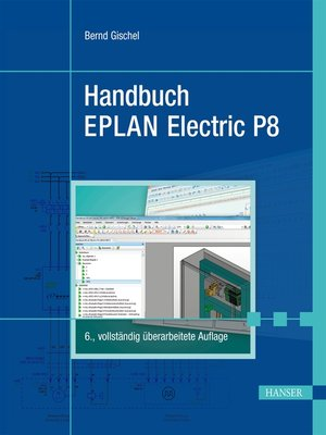 cover image of Handbuch EPLAN Electric P8