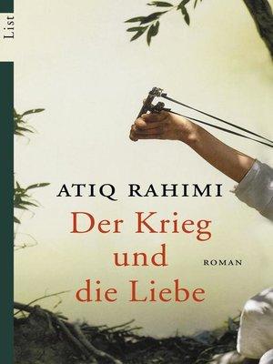 cover image of Der Krieg und die Liebe