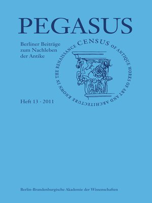 cover image of Pegasus / Pegasus 13