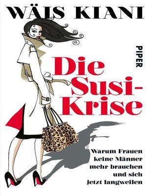 cover image of Die Susi-Krise