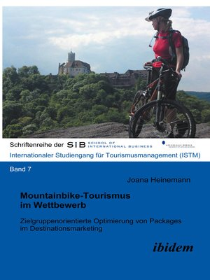 cover image of Mountainbike-Tourismus im Wettbewerb