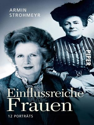 cover image of Einflussreiche Frauen