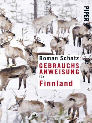 cover image of Gebrauchsanweisung für Finnland