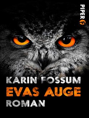 cover image of Evas Auge