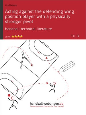 cover image of Acting against the defending wing position player with a physically stronger pivot (TU 17)