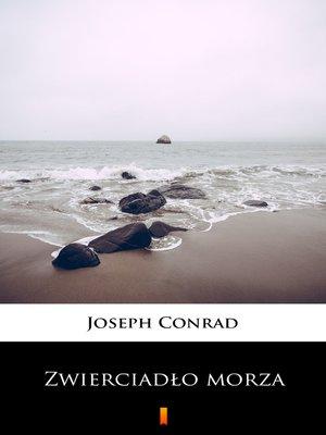 cover image of Zwierciadło morza