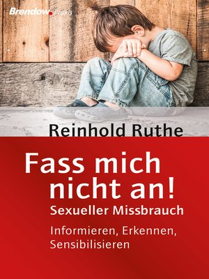cover image of Fass mich nicht an!
