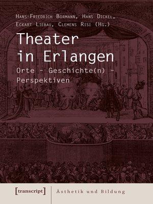 cover image of Theater in Erlangen