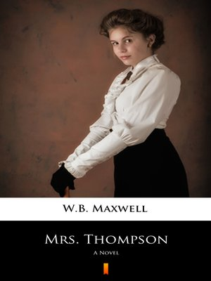 cover image of Mrs. Thompson