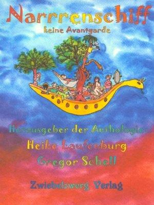 cover image of Das Narrenschiff--keine Avantgarde