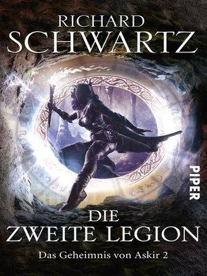 cover image of Die Zweite Legion