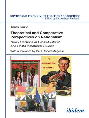 cover image of Theoretical and Comparative Perspectives on Nationalism