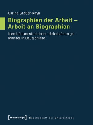 cover image of Biographien der Arbeit