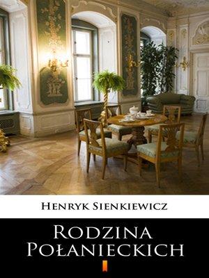 cover image of Rodzina Połanieckich