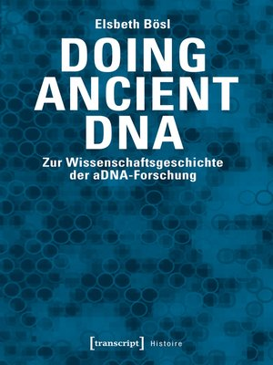 cover image of Doing Ancient DNA