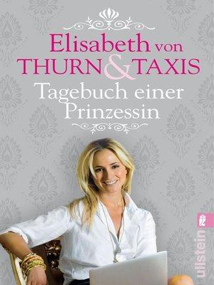cover image of Tagebuch einer Prinzessin