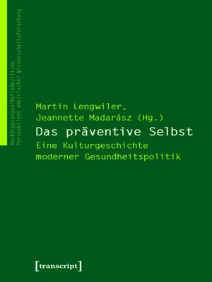 cover image of Das präventive Selbst