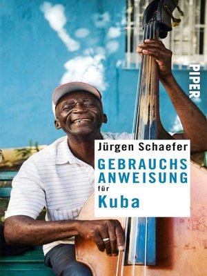 cover image of Gebrauchsanweisung für Kuba