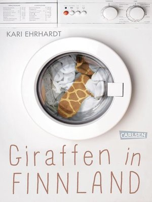 cover image of Giraffen in Finnland
