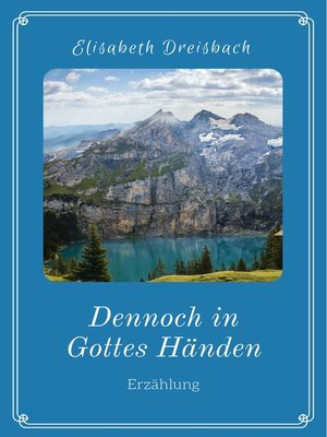 cover image of Dennoch in Gottes Händen
