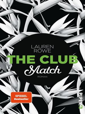 cover image of The Club – Match