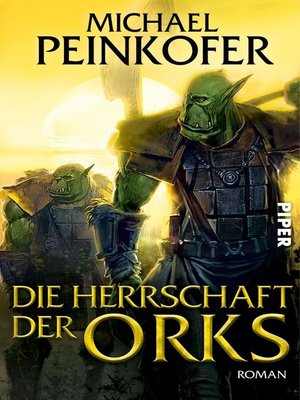 cover image of Die Herrschaft der Orks