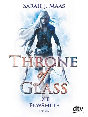 cover image of Throne of Glass 1