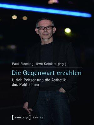 cover image of Die Gegenwart erzählen
