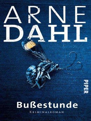 cover image of Bußestunde