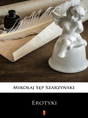 cover image of Erotyki