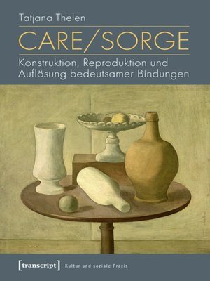 cover image of Care/Sorge