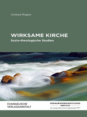 cover image of Wirksame Kirche