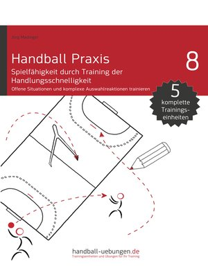 cover image of Handball Praxis 8