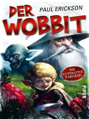 cover image of Der Wobbit