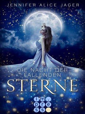 cover image of Die Nacht der fallenden Sterne