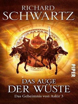 cover image of Das Auge der Wüste