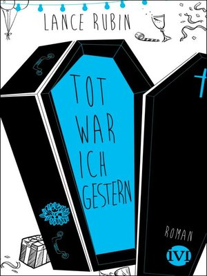 cover image of Tot war ich gestern