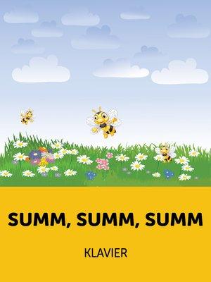cover image of Summ, summ, summ