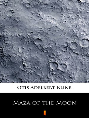 cover image of Maza of the Moon