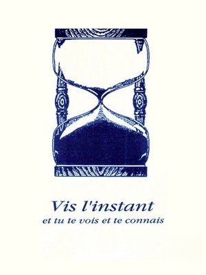 cover image of Vis l'instant et tu te vois et te connais
