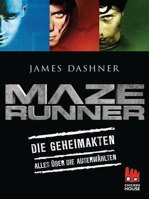cover image of Maze Runner
