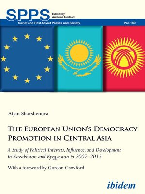 cover image of The European Union's Democracy Promotion in Central Asia